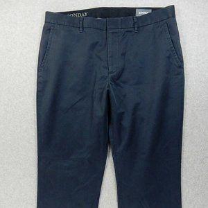 Bonobos Straight Leg Casual MONDAY BLUES Pants